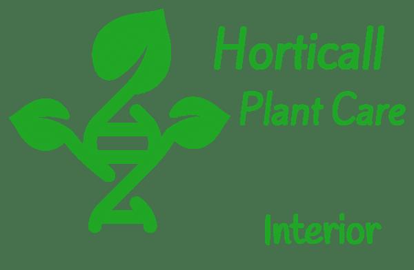 Horticall Interior Plant Service Logo